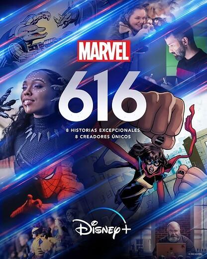 El universo Marvel contado por Marvel