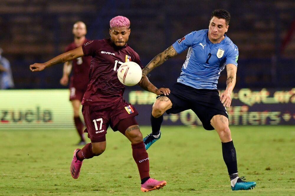 Venezuela v Uruguay - FIFA World Cup 2022 Qatar Qualifier