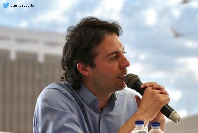 Daniel Quintero Calle / Tomada de Twitter.