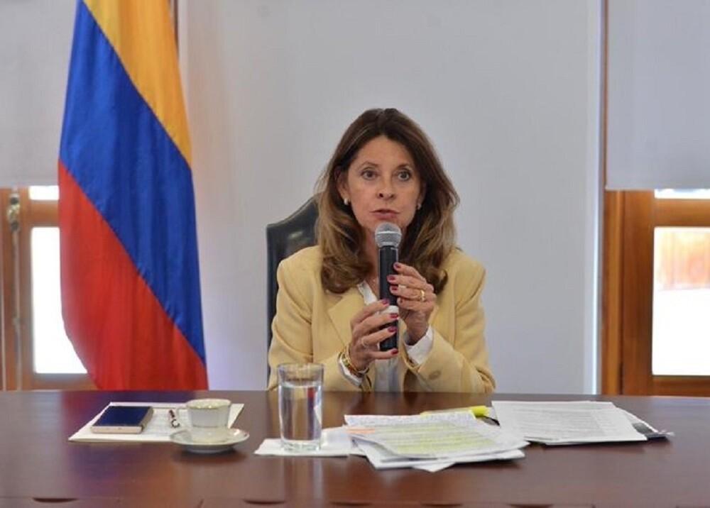 359823_Marta Lucía Ramírez. Foto: Vicepresidencia