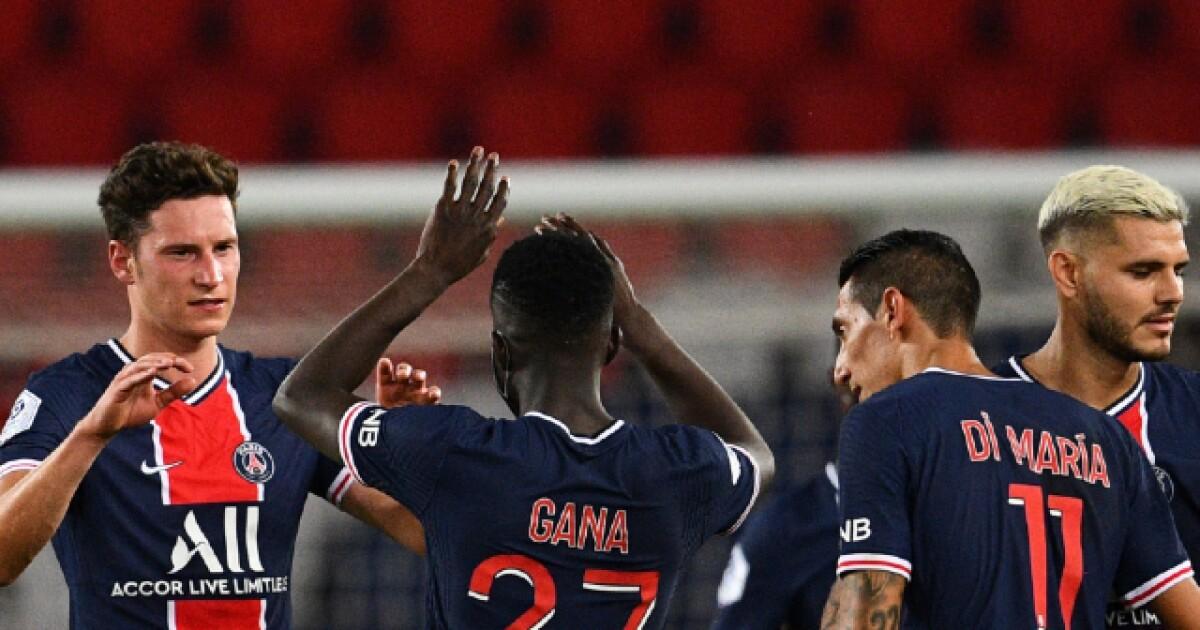 El PSG por fin ganó en el campeonato: victoria 1-0 contra el Metz, en la Liga de Francia