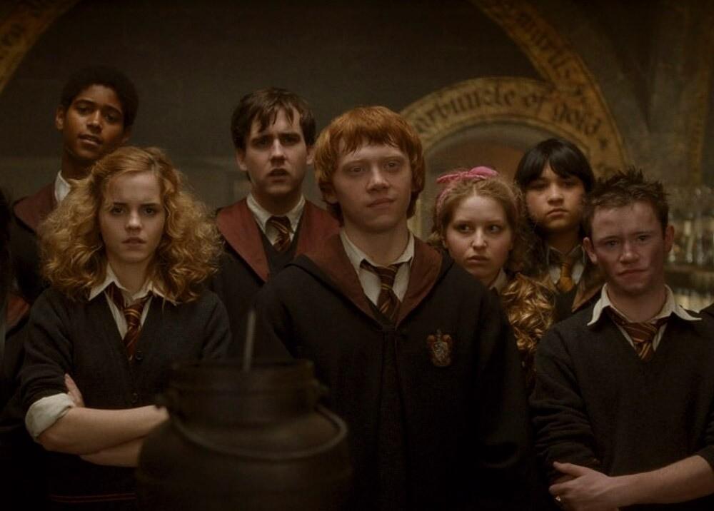 375807_Jessie Cave interpretó a 'Lavender Brown' en Harry Potter // Foto: Warner Brothers
