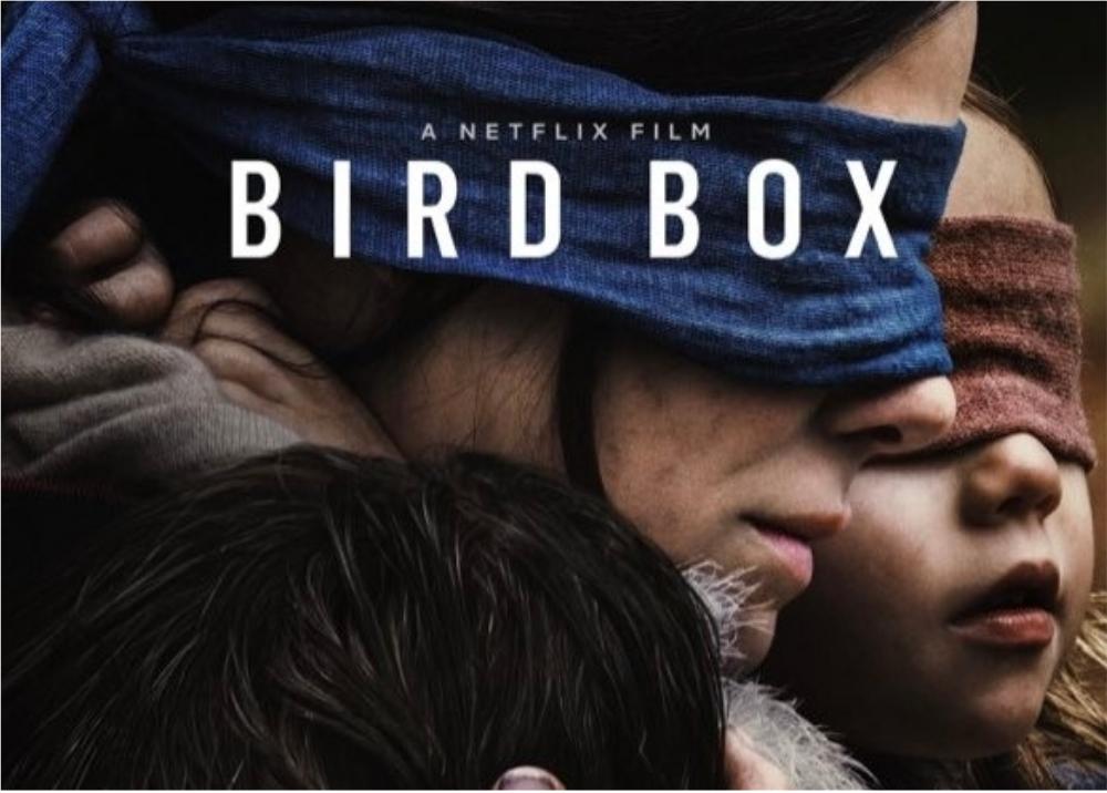 323731_Blu Radio // Bird Box // Foto: Netflix