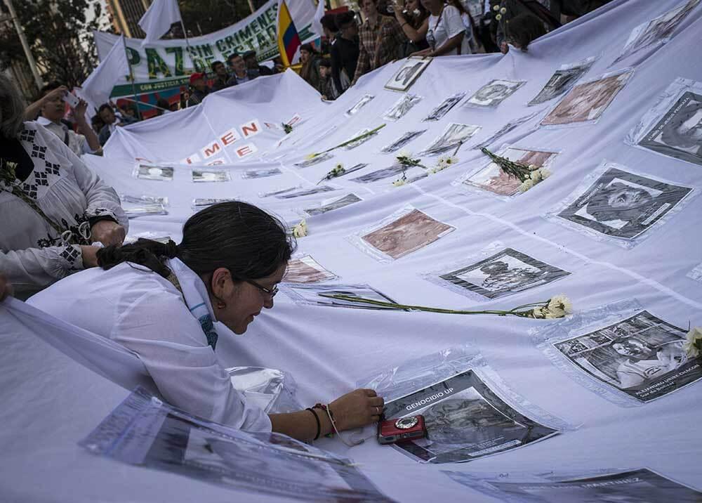 310451_BLU Radio. Asesinatos, referencia / Foto: AFP.