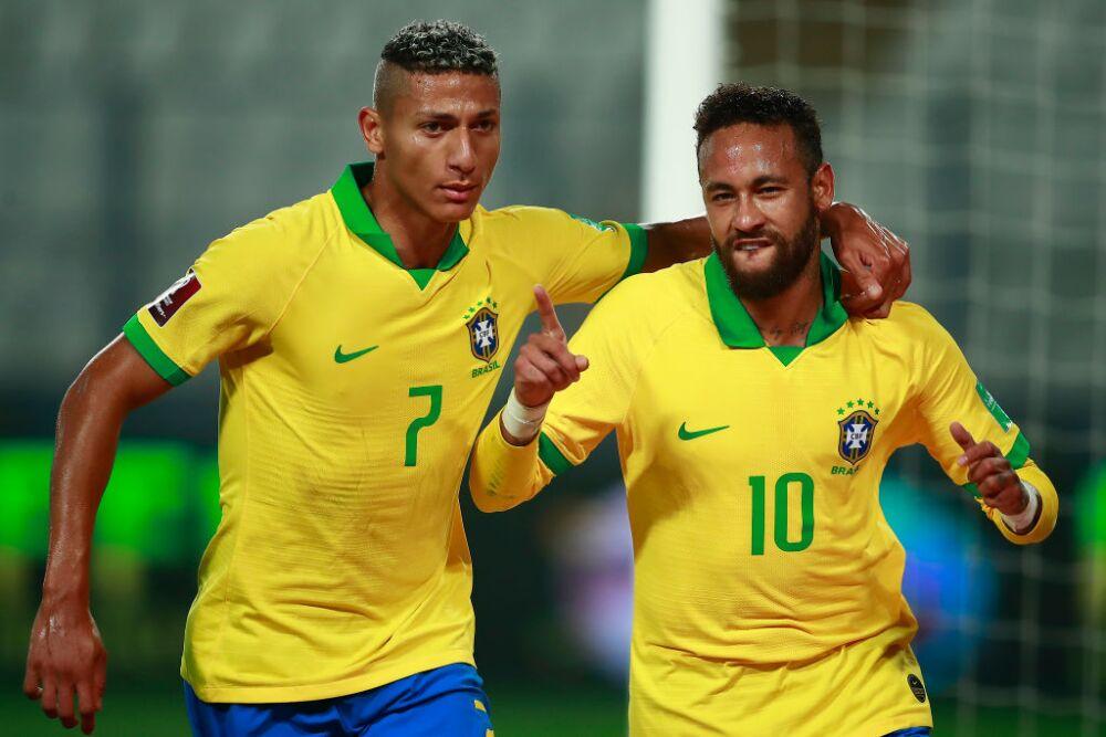 Peru v Brazil - South American Qualifiers for Qatar 2022