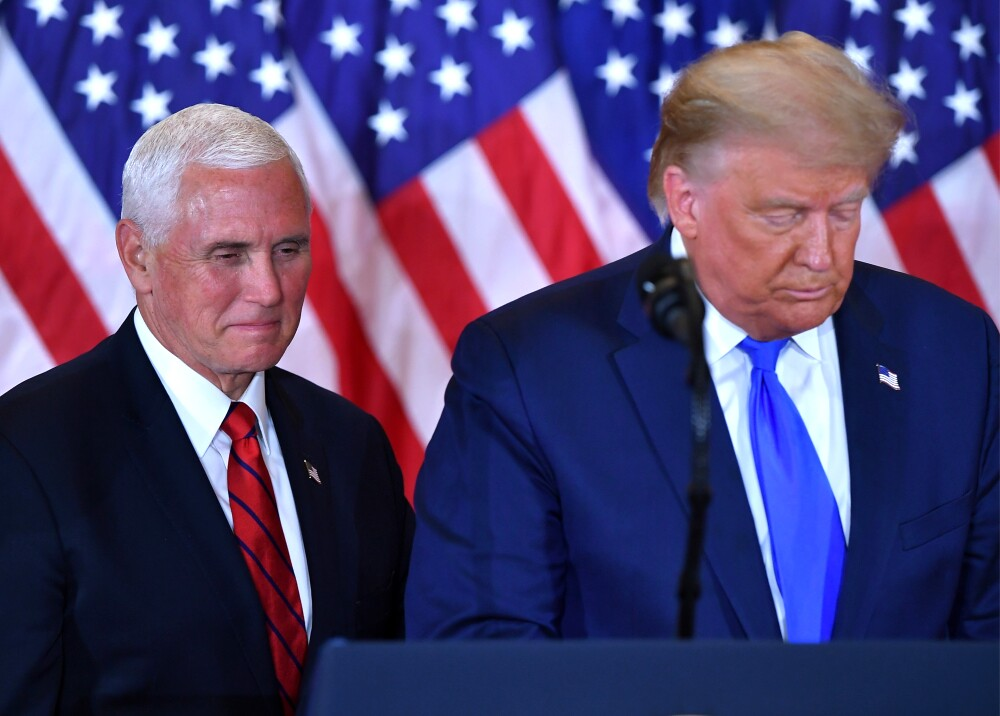 Mike Pence Donald Trump AFP.jpg