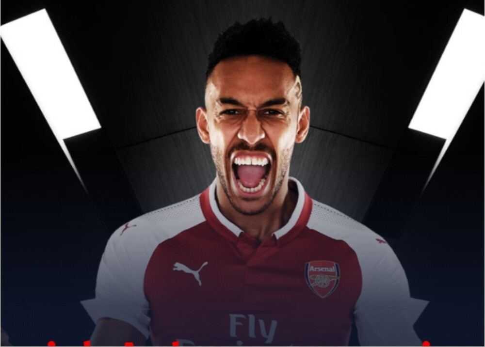 299912_Foto: Aubemayang/Página oficial del Arsenal: arsenal.com