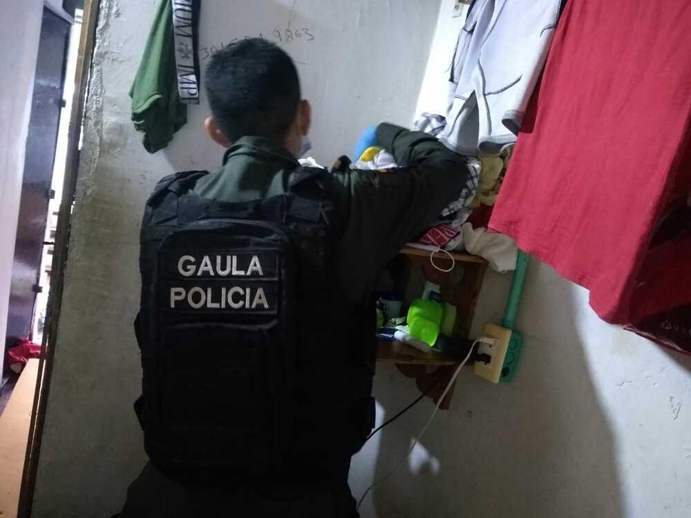 Operativos Gaula