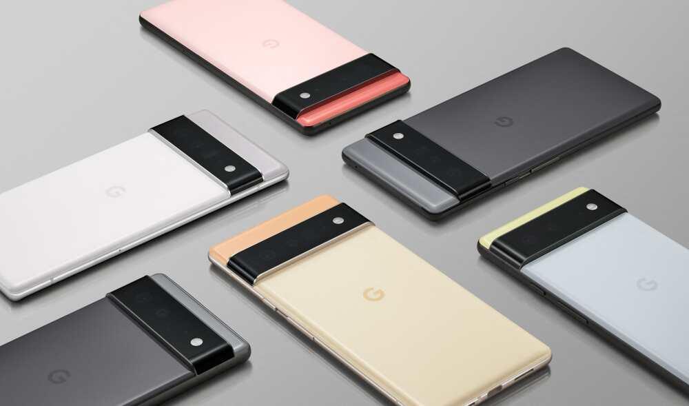 Pixel 6 y Pixel 6 Pro: los celulares con última tecnología que lanzará Google