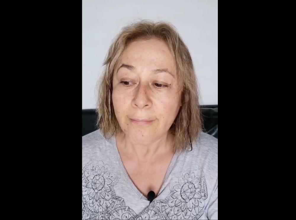 Enfermedad de Alina Lozano