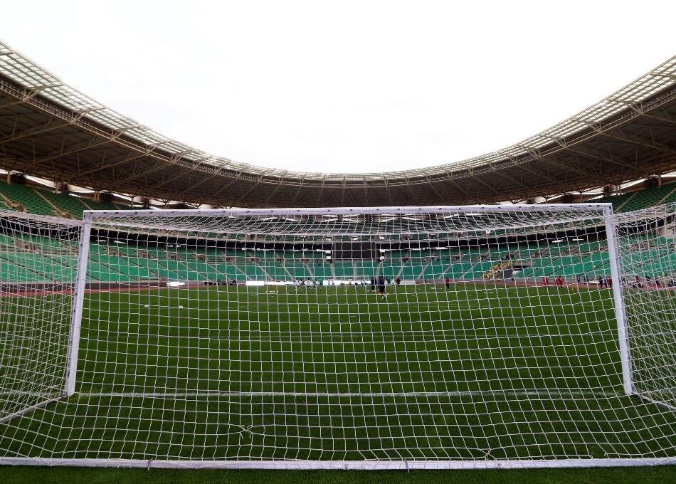 302734_Estadio de fútbol de Basora, Irak - Foto: AFP