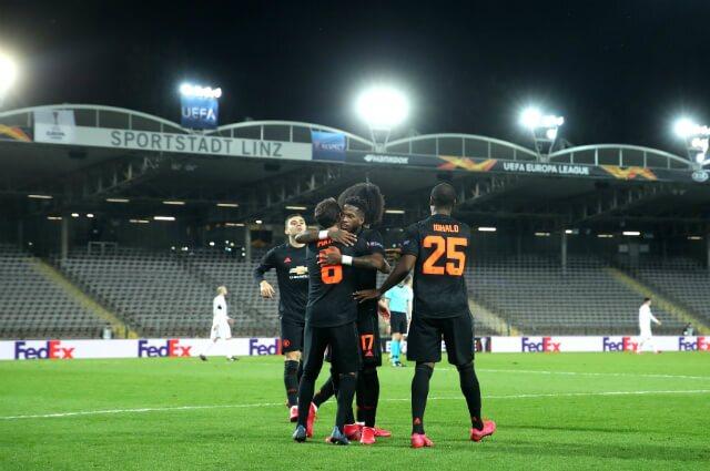 332745_Celebración Manchester United