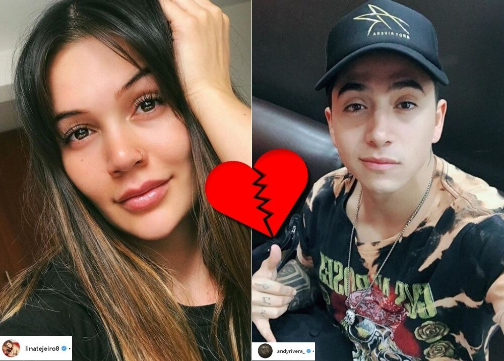 7330_La Kalle - Andy Rivera y su tusa con Lina Tejeiro - Fotos referencia Instagram