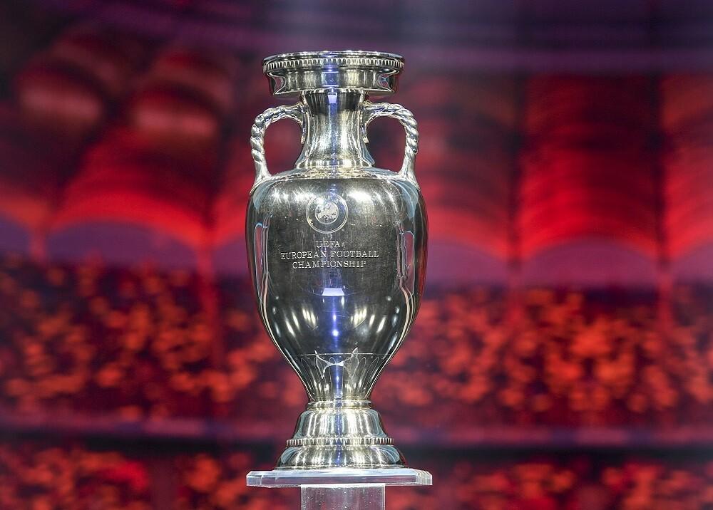 349672_BLU Radio. Trofeo de la Eurocopa 2020 / Foto: AFP