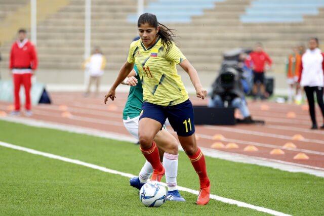 334649_Catalina Usme, delantera colombiana.