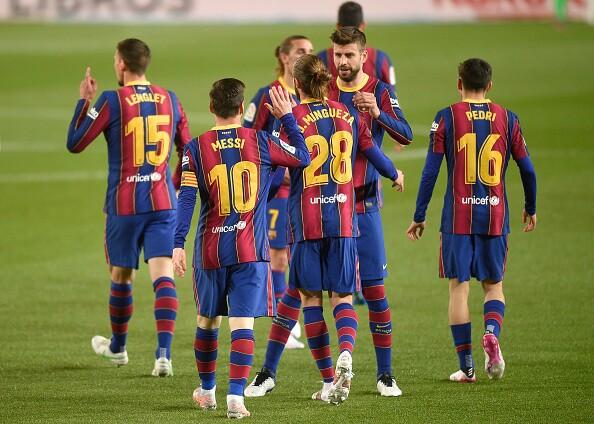 Barcelona FC equipo profesional de España