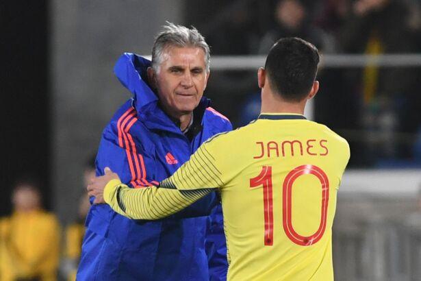 Japan v Colombia - International Friendly