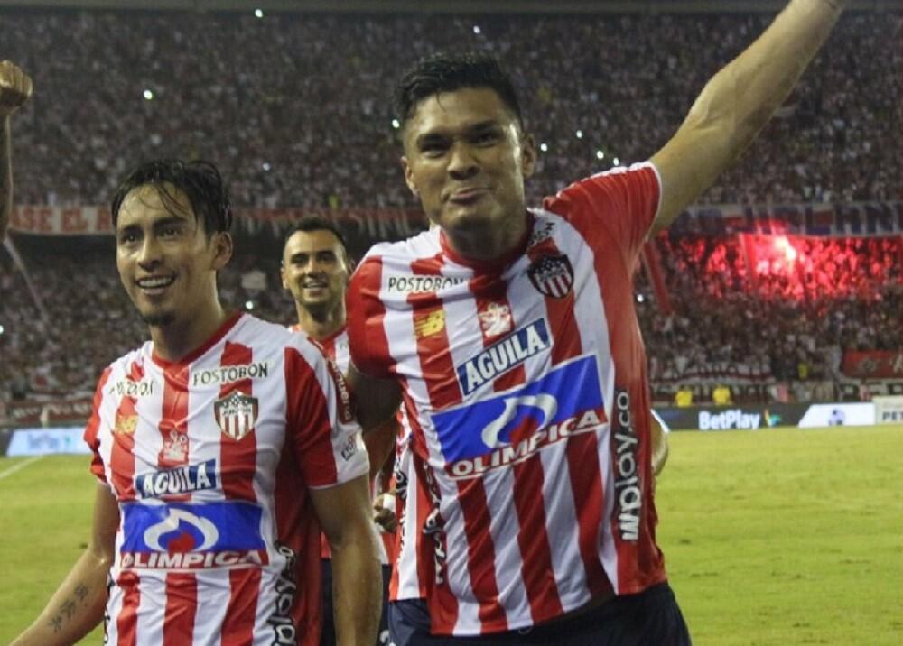 335868_BLU Radio. El Junior venció 1-0 al Pasto // Foto: Twitter Junior de Barranquilla