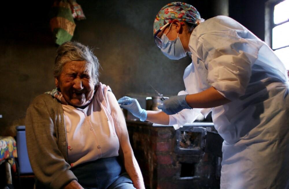 Tercera dosis de Vacuna Colombia