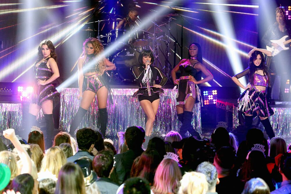 Dick Clark's New Year's Rockin' Eve with Ryan Seacrest 2017 *Private - Under Embargo*