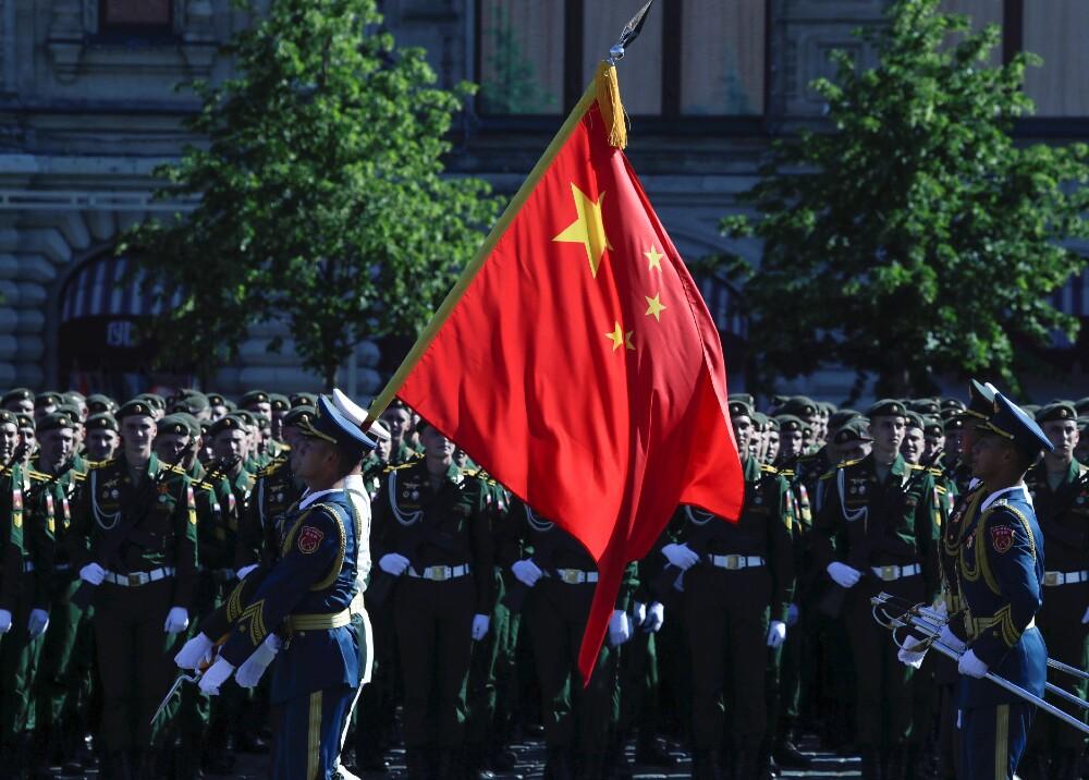23541_Ejercito de China // FOTO: AFP