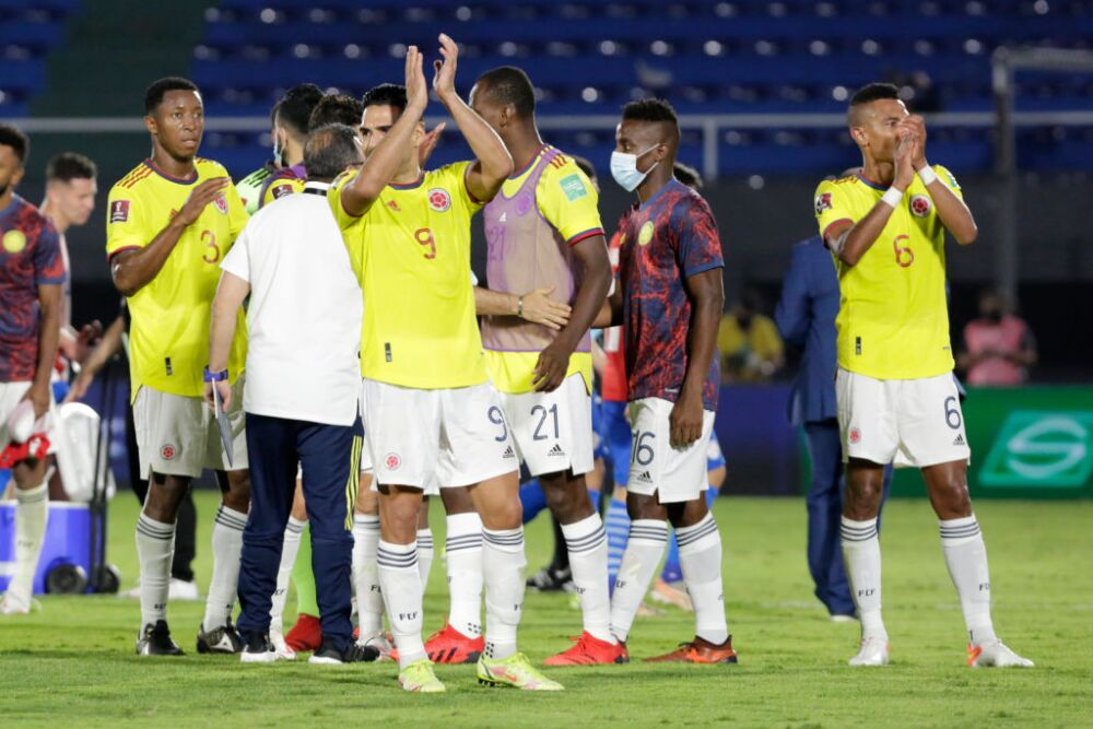 Paraguay v Colombia - FIFA World Cup 2022 Qatar Qualifier