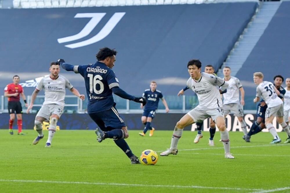 Juan Guillermo Cuadrado Juventus 240121 Getty Images E.jpg