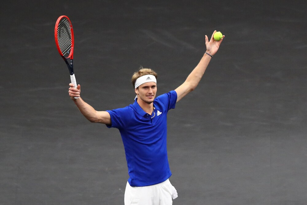 Laver Cup 2021 - Day 3