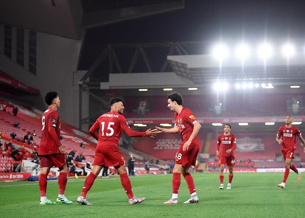 371915_Liverpool. Foto: AFP