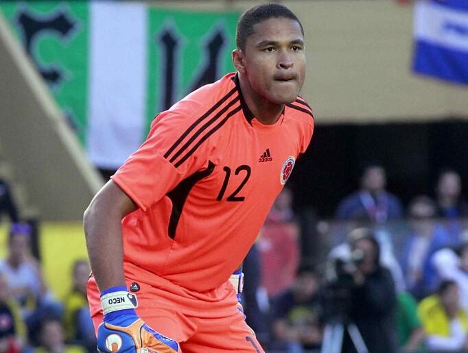 Luis 'Neco' Martínez, exarquero Selección Colombia
