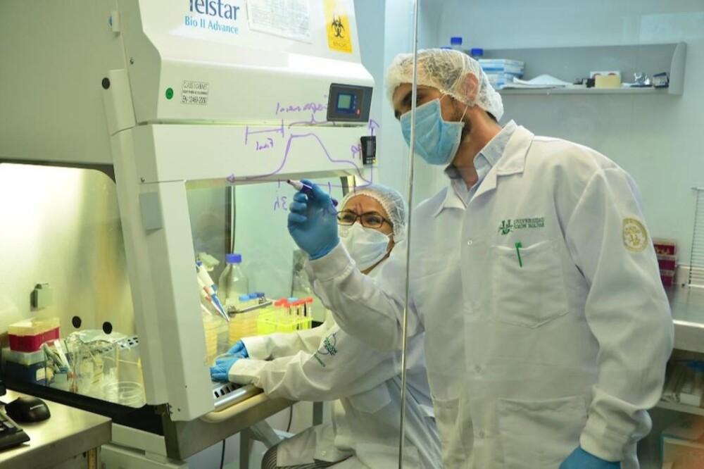 358642_BLU Radio // Unisimón ofrece laboratorios para diagnosticar Coronavirus // Foto: Universidad Simón Bolívar