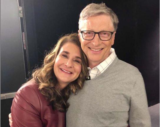 Bill Gates y Melinda Gates.JPG