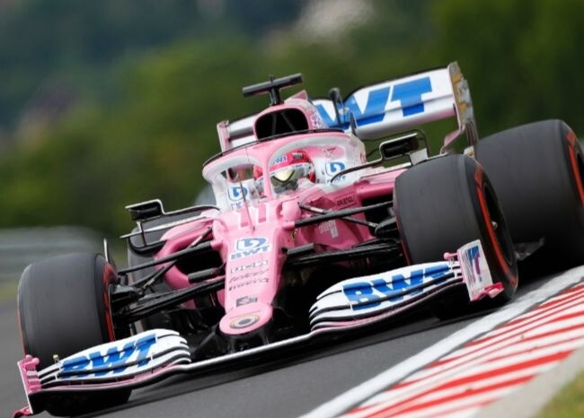 372809_Racing Point F1 / AFP