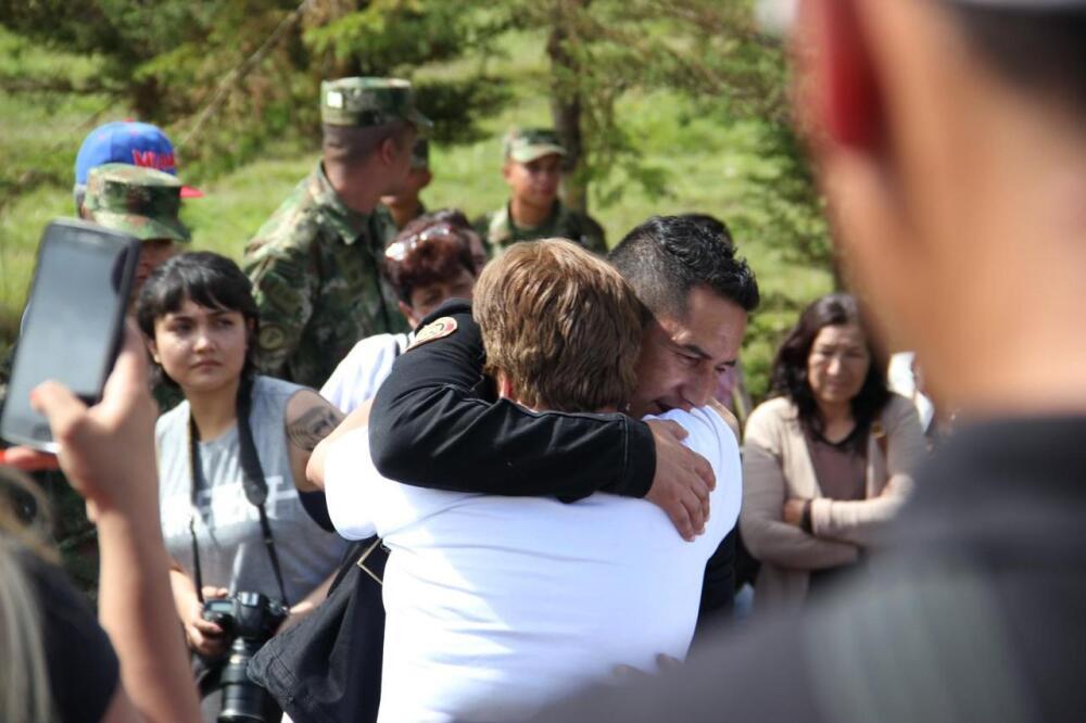 Foto: Facebook Militares víctimas del conflicto, ONG