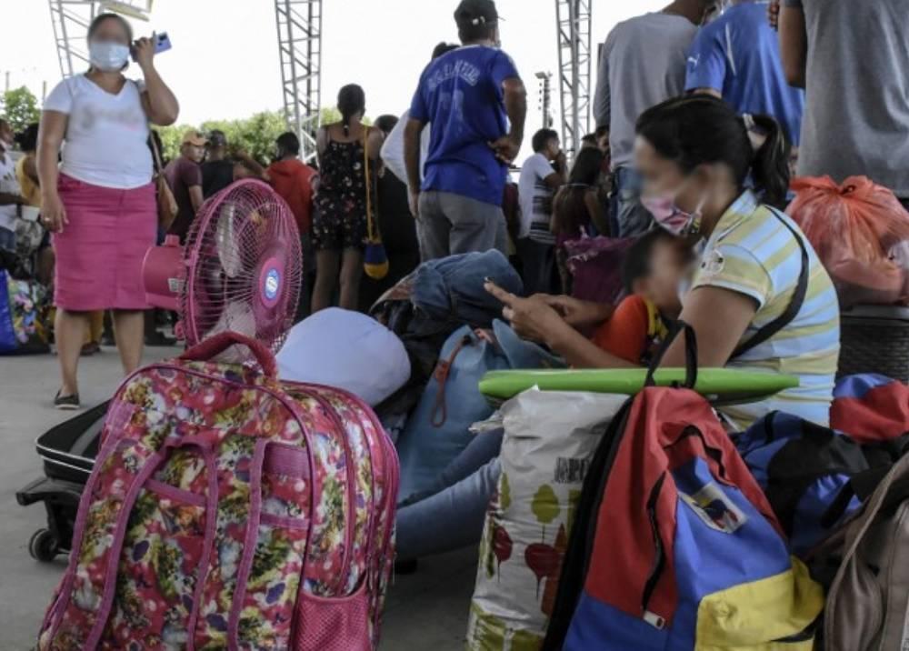 Refugiados venezolanos en Arauquita.jpeg