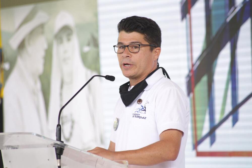 Omar Blandón durante encuentro en Caicedo, Antioquia.jpeg