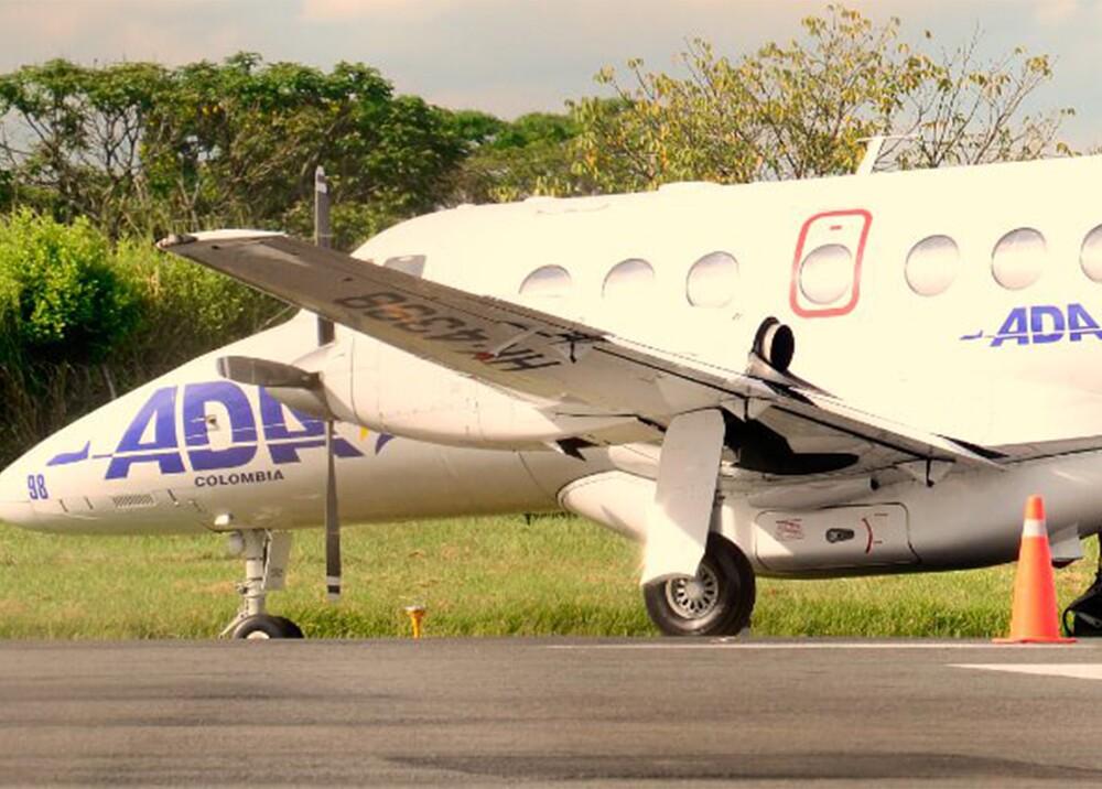 332940_BLU Radio. ADA pone en venta aeropuerto de Caucasia / Foto: Noticias Caracol