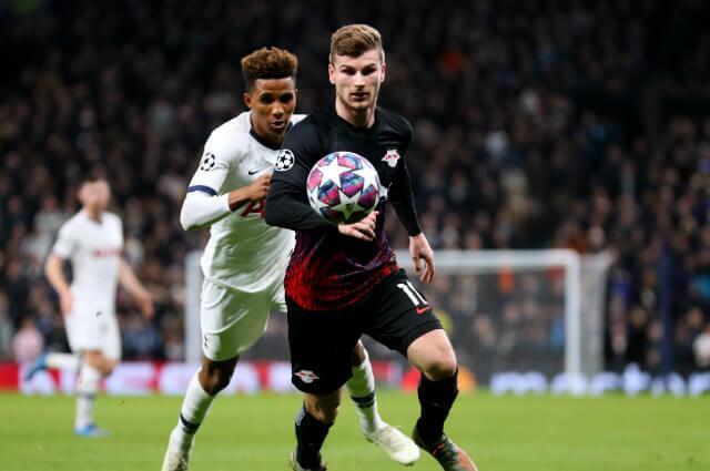 332545_Tottenham vs. RB Leipzig