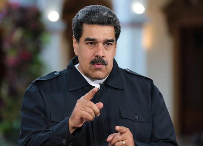 Nicolás Maduro AFP