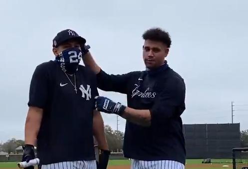 Gio Urshela disputará su tercera temporada con los Yankees de Nueva York.