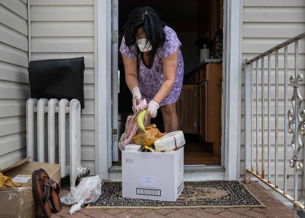 360757_Mujer en el hogar / Foto: AFP - Referencia