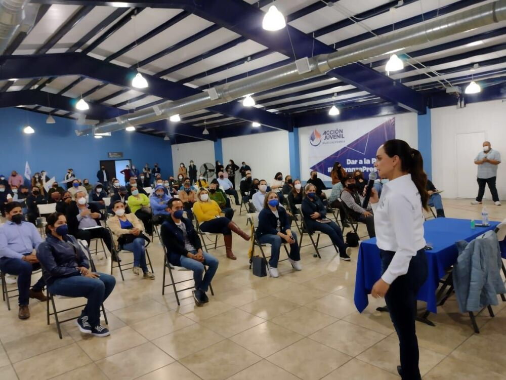 Lupita Jones quiere ser gobernadora de Baja California