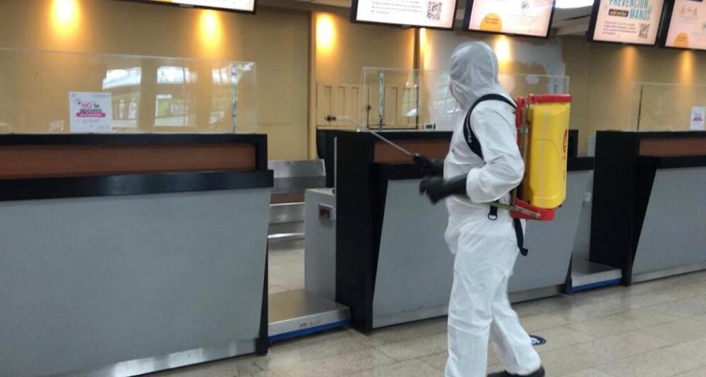 375285_Aeropuerto de Cartagena. Foto: Cortesía