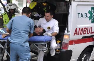 Hombre cercenó parte del rostro de otro durante una riña callejera en Tuluá, Valle