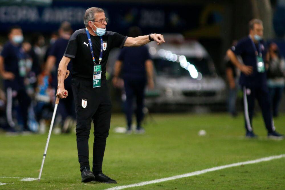 Uruguay v Chile: Group A - Copa America Brazil 2021
