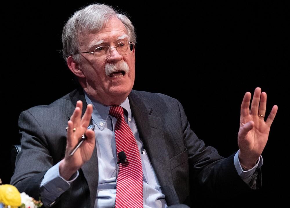 John Bolton :: Foto: AFP.jpeg