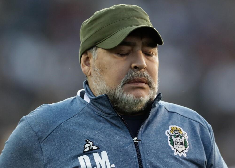 347345_BLU Radio. Diego Maradona / Foto: AFP