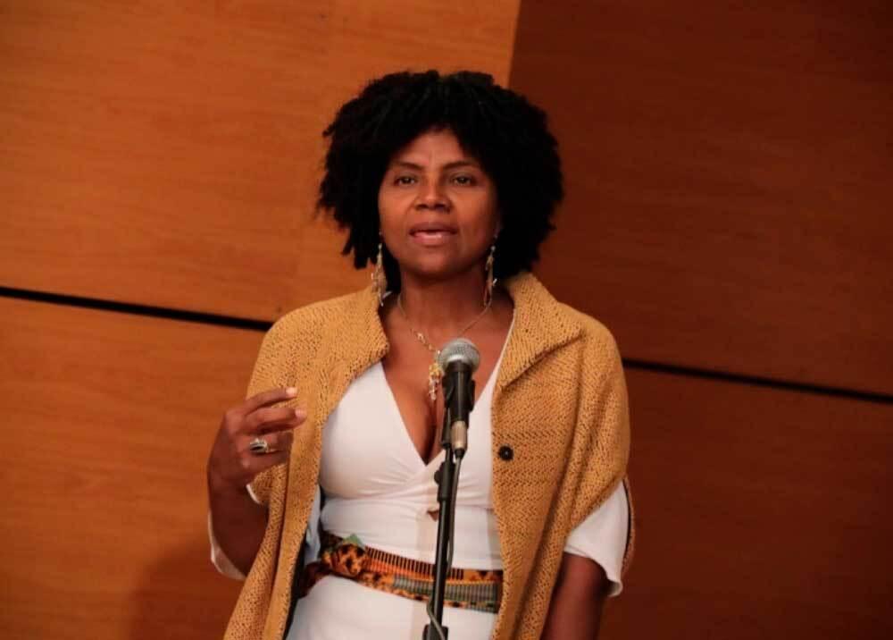 351747_Mabel Torres, ministra de Ciencia, Tecnología e Innovación // Foto: Presidencia