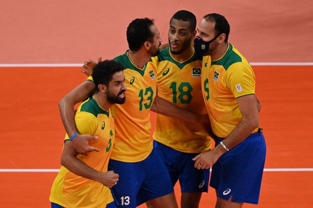 Selección de Voleibol de Brasil