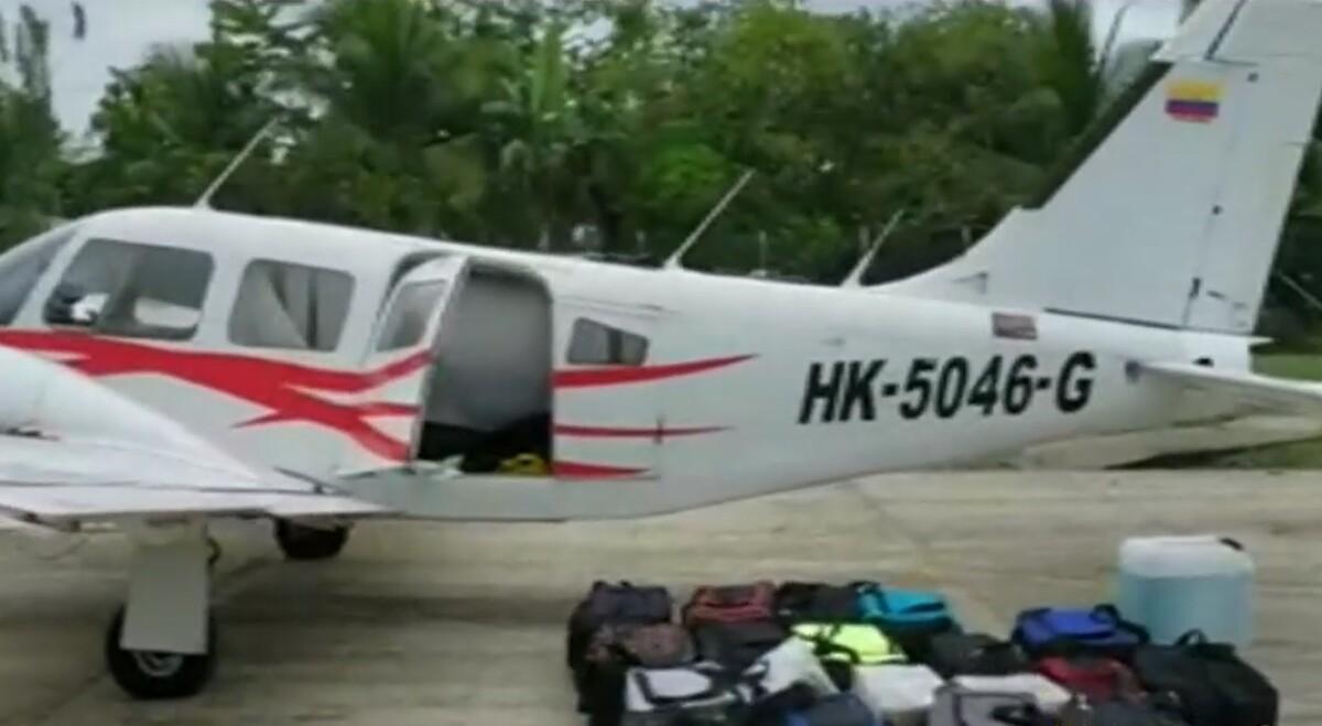 Narcoavionetas: la diabólica alianza para enviar cocaína en vuelos chárter - Noticias de Colombia